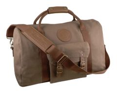 Luggage - WAXED COTTON DUFFLE BAG - 2868687
