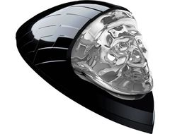 HEADDRESS LIGHT KIT GLOSS BLACK - 2880665-266