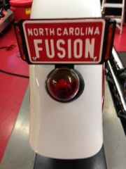 1940'S TAIL LAMP AND LED CUSTOM F&R TURN SIGNALS