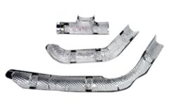 Exhaust - Scout Heat Shield Liner Kit