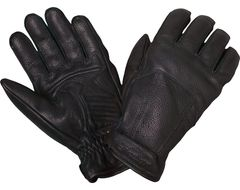 Gloves - CLASSIC - BLACK LEATHER -IMC - 2863311