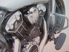 Highway Bar - SCOUT CHROME A-CI-2500C