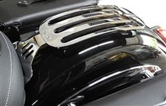 Indian Chief Solo Luggage Rack Chrome - CI-4010C