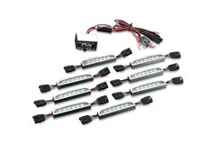 Super Lizard® Lights Maximus Kit, 8 Lights - 5021