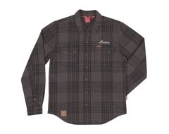 Casualwear - PLAID GRAY SHIRT - 2866275