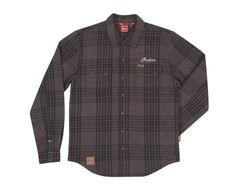 Casualwear - PLAID GRAY SHIRT - 2866275
