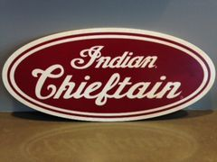 Wooden Signs - CHIEFTAIN - IMC - PDSWCN