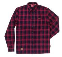 Casualwear - RED BLACK PLAID SHIRT - 2868931