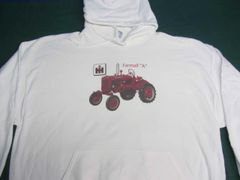 Farmall A HOODED SWEATSHIRT