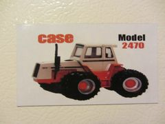 CASE 2470 Fridge/toolbox magnet