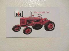 FARMALL A Fridge/toolbox magnet