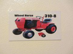 WHEEL HORSE 310-8 Fridge/toolbox magnet