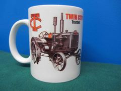 TWIN CITY TRACTORS COFFEE MUG