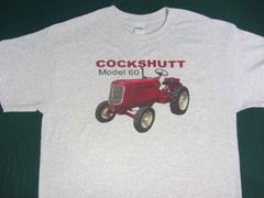 COCKSHUTT 60 TEE SHIRT