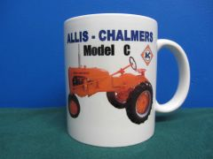 ALLIS CHALMERS C COFFEE MUG
