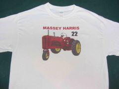 MASSEY HARRIS 22 SF TEE SHIRT