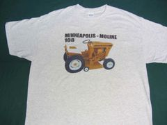 MINNEAPOLIS MOLINE 108 TEE SHIRT