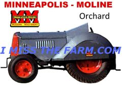 MINNEAPOLIS MOLINE ORCHARD TEE SHIRT