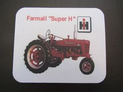 FARMALL SUPER H MOUSEPAD