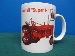 FARMALL SUPER H COFFEE MUG