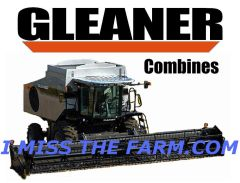 GLEANER COMBINES HOODED SWEATSHIRT