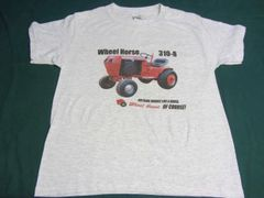 WHEEL HORSE 310-8 (image #2) TEE SHIRT