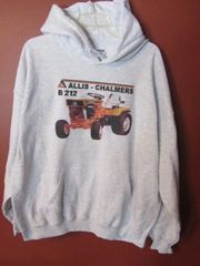 ALLIS CHALMERS B212 HOODED SWEATSHIRT