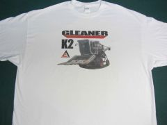 GLEANER K2 TEE SHIRT