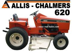 ALLIS CHALMERS 620 TEE SHIRT