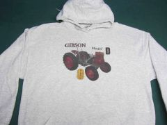 GIBSON MODEL D HOODED SWEATSHIRT