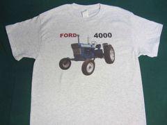 FORD 4000 (IMAGE #2) TEE SHIRT