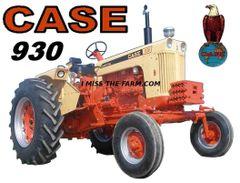 CASE 930 CK SWEATSHIRT
