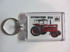 IH 856 WITH CAB Keychain