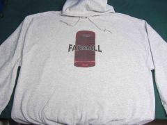 FARMALL GRILL HOODED SWEATSHIRT