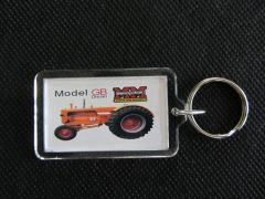 MINNEAPOLIS MOLINE GB DIESEL KEYCHAIN