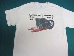FAIRBANK MORSE ENGINE TEE SHIRT