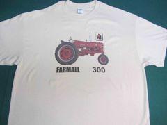 FARMALL 300 NF (IMAGE #2) TEE SHIRT