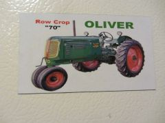 OLIVER RC 70 Fridge/toolbox magnet