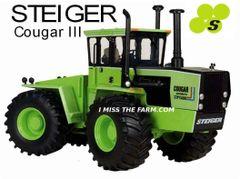 STEIGER COUGAR III TEE SHIRT