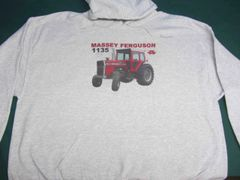 MASSEY FERGUSON 1135 Hooded sweatshirt