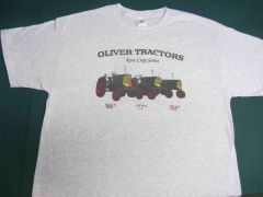 OLIVER RC TRILOGY TEE SHIRT