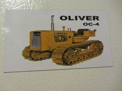 OLIVER OC-4 Fridge/toolbox magnet