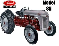 FORD 8N MOUSEPAD