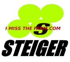 STEIGER TRACTORS LOGO TRAVEL MUG