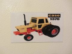 CASE 1370 Fridge/toolbox magnet