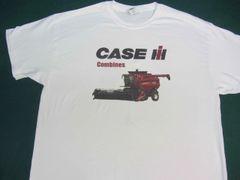 CASE IH COMBINES TEE SHIRT