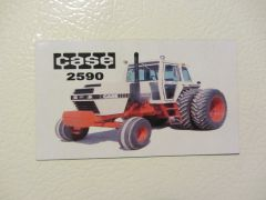 CASE 2590 Fridge/toolbox magnet