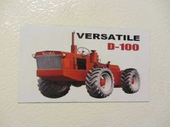 VERSATILE D-100 Fridge/toolbox magnet