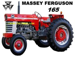 MASSEY FERGUSON 165 (image #2) COFFEE MUG