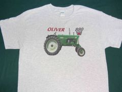 OLIVER 880 RC TEE SHIRT